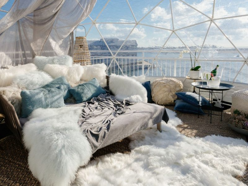 Pier One Sydney Igloo Interior